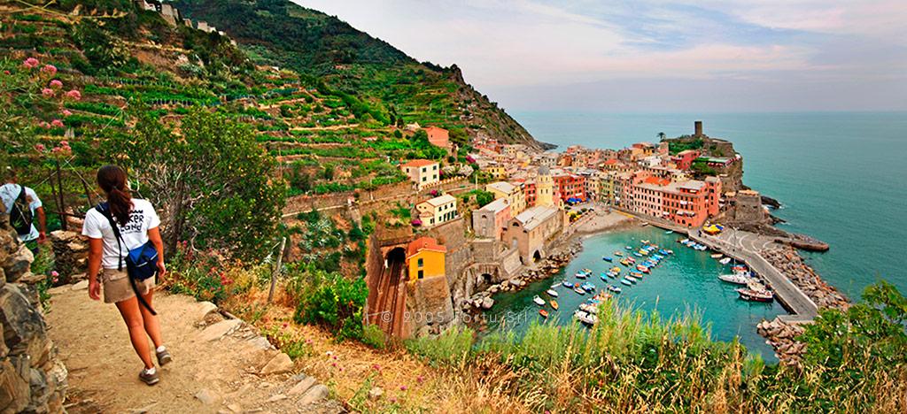 Hotel pasquale wanderwege monterosso cinque terre for Hotels 5 terres italie