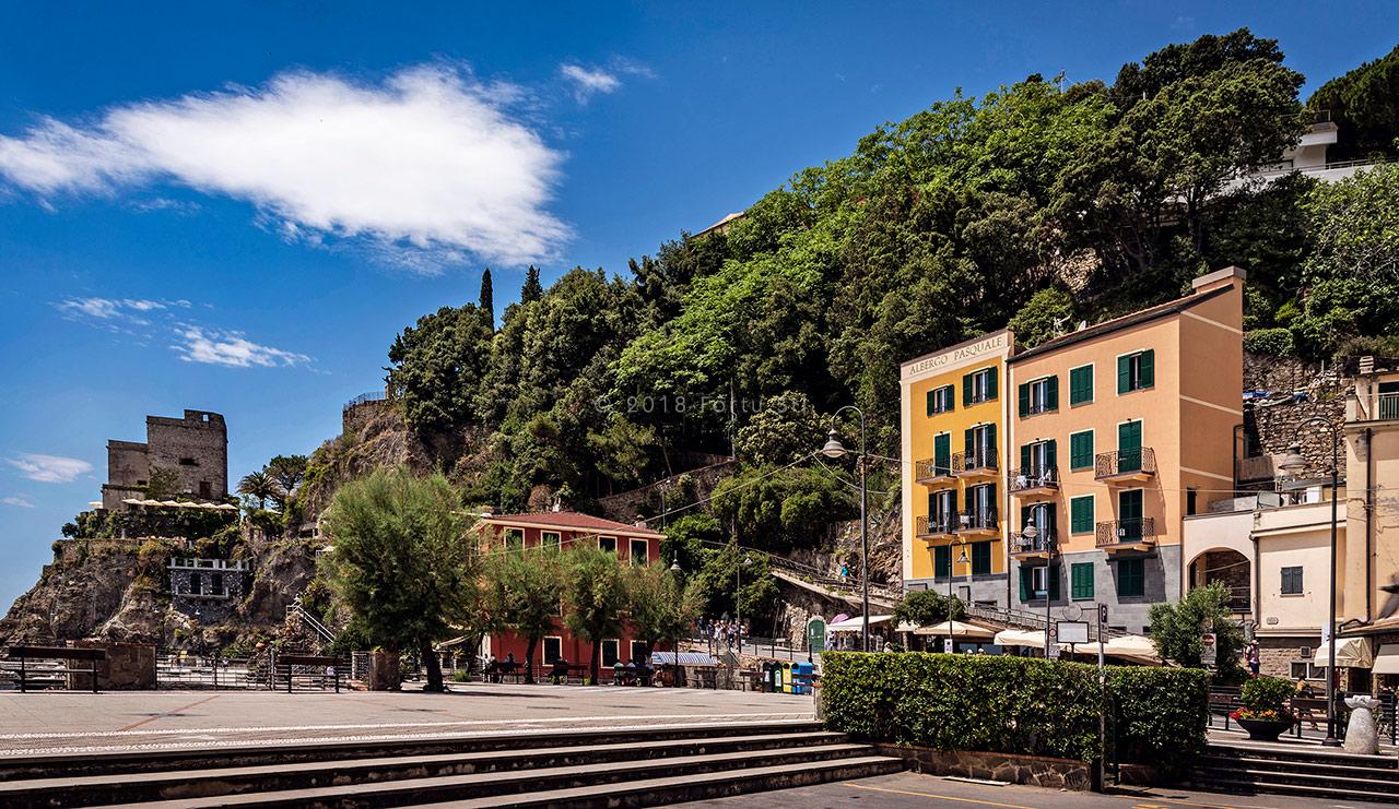 hotel pasquale*** - monterosso - cinque terre - liguria - italy