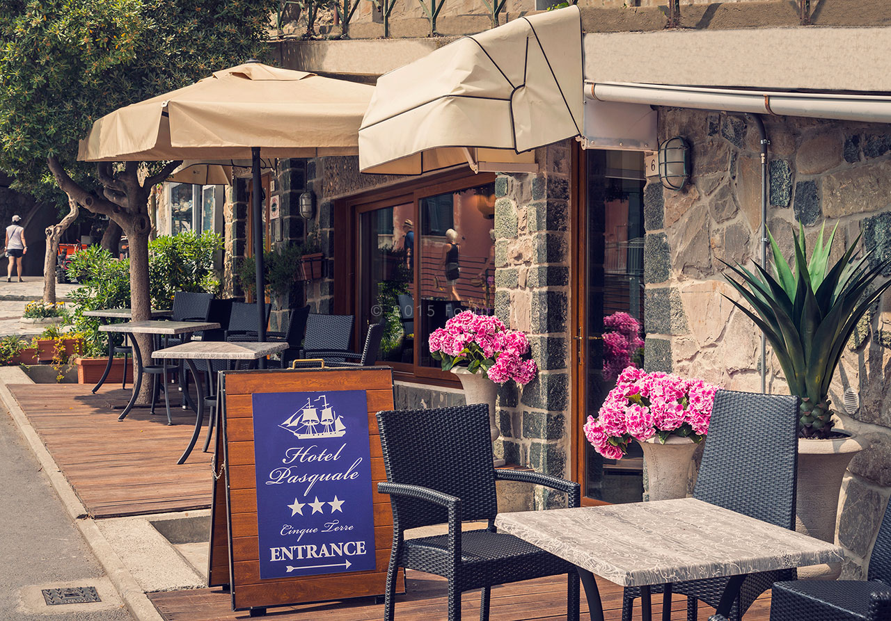 Hotel pasquale monterosso cinque terre liguria for Appart hotel 5 terres
